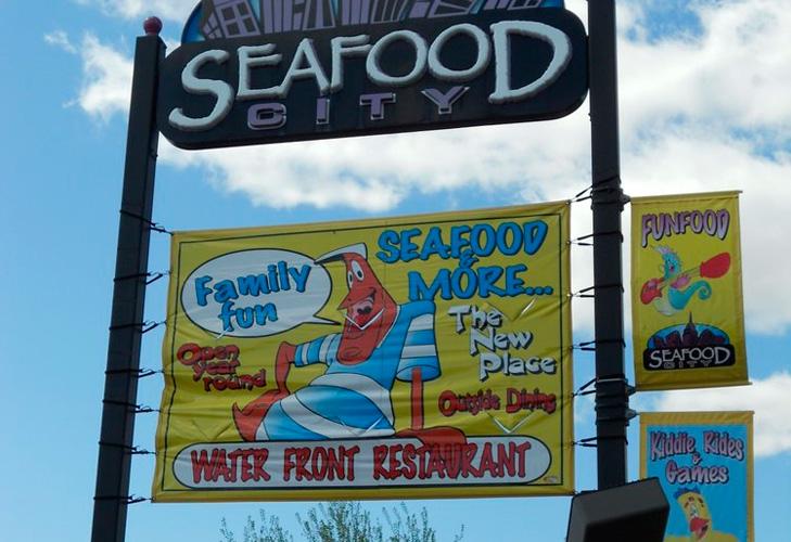 Seafood City. Image 1.