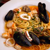 Clams, Scallops and Shrimp w/Linguini