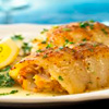 Filet of Sole Stuffed Crabmeat