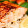 Salmon Broiled or Cajun