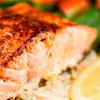 Salmon Broiled or Cajun